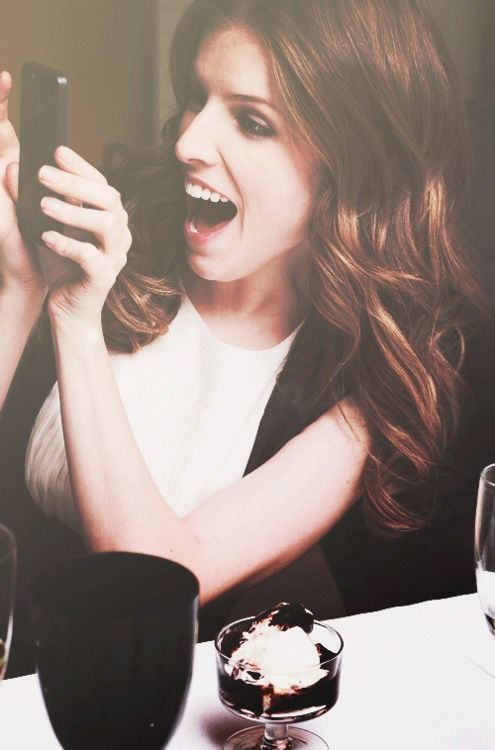 Anna Kendrick. She is soooo beautiful! :D