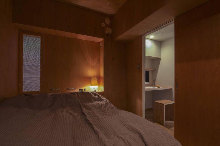 translation missing: jp.style.寝室.modern寝室のデザイン:をご紹介。こちらでお気に入りの寝室デザインを見つけて、自分だけの素敵な家を完成させましょう。