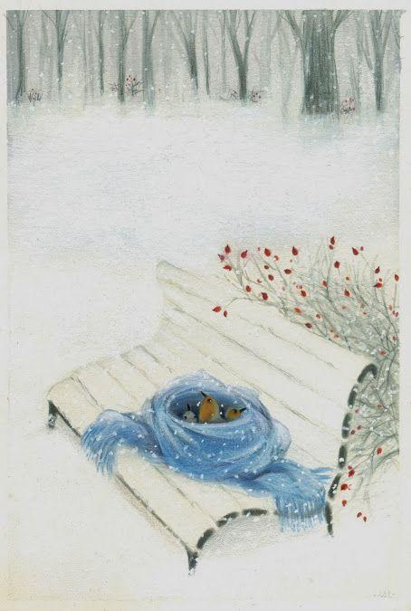 Benvingut l'hivern / Bienvenido el invierno / Welcome winter - Estella Guerrera