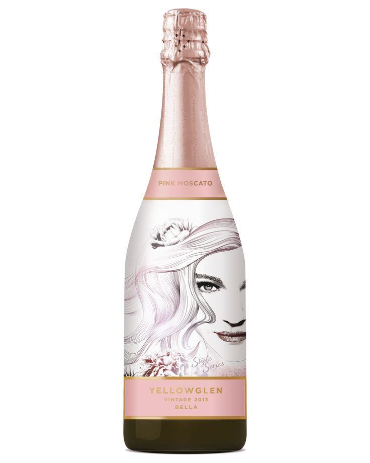 Yellowglen Bella Pink Moscato