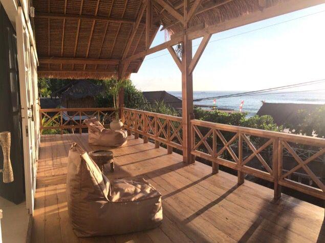 Beachfront villa, sunrise, beach- sun, heaven, Tropick island