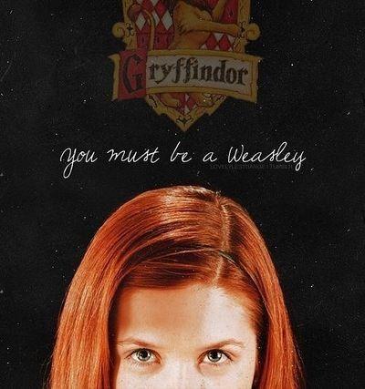 Ginny Weasley--Proud Gryffindor                              …                                                                                                                                                                                 Mehr