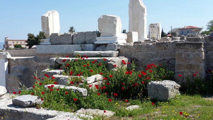 A walk around Ancient Corinth