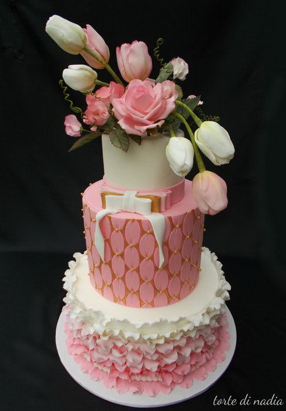 45 Spring Cake and Cupcake Decorating Ideas Family Holiday ...