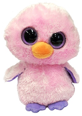 TY Beanie Boos : Posy : Pink Duck