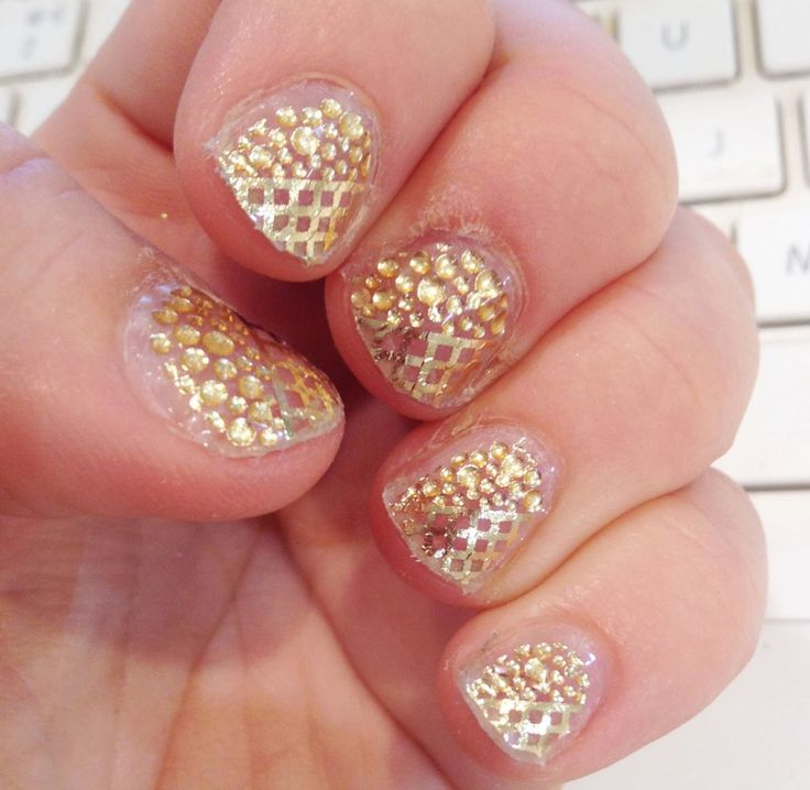 delightful  Design Apply Nail Decals