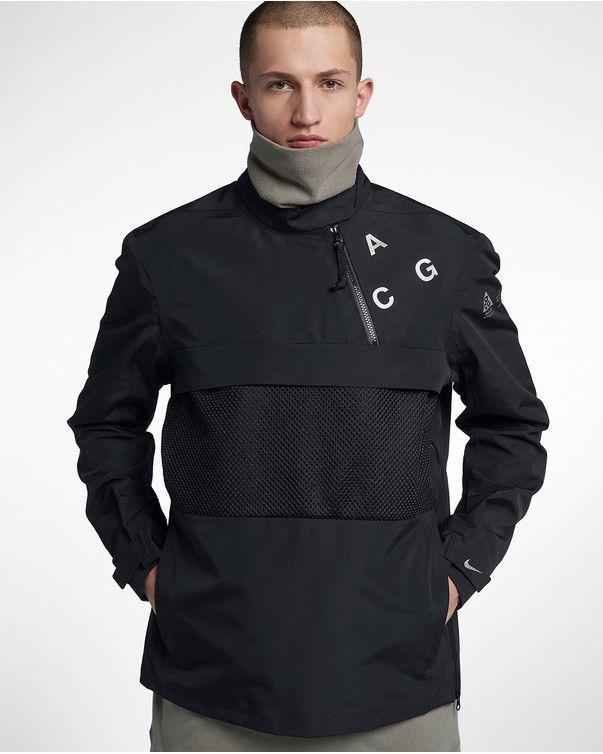 cf5cda75 Comprar online NikeLAB M NIKELAB ACG PO SHELL - 914477-010 | Мода ...