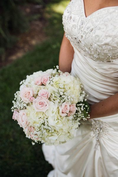 Baby's Breath Flower Ideas, Wedding Flowers Photos by Christopher Bell Photography