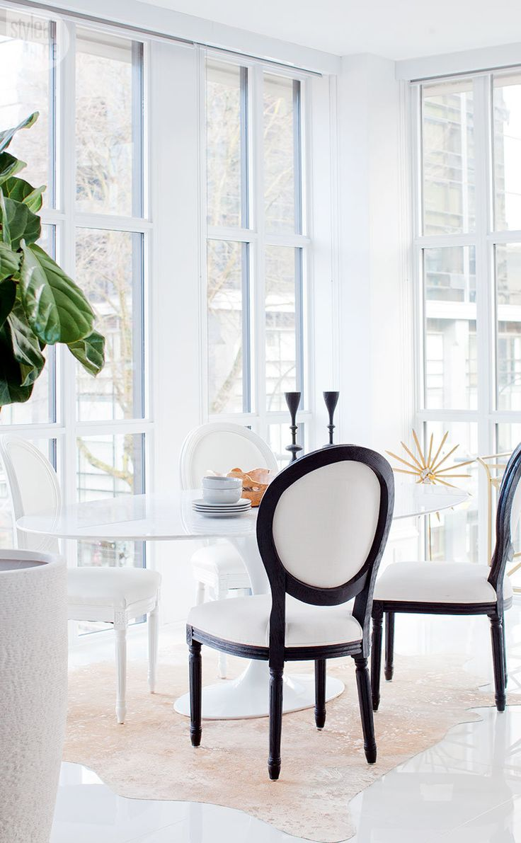 101 best dining room design images on pinterest dining room a couple trades their suburban home for a city condo