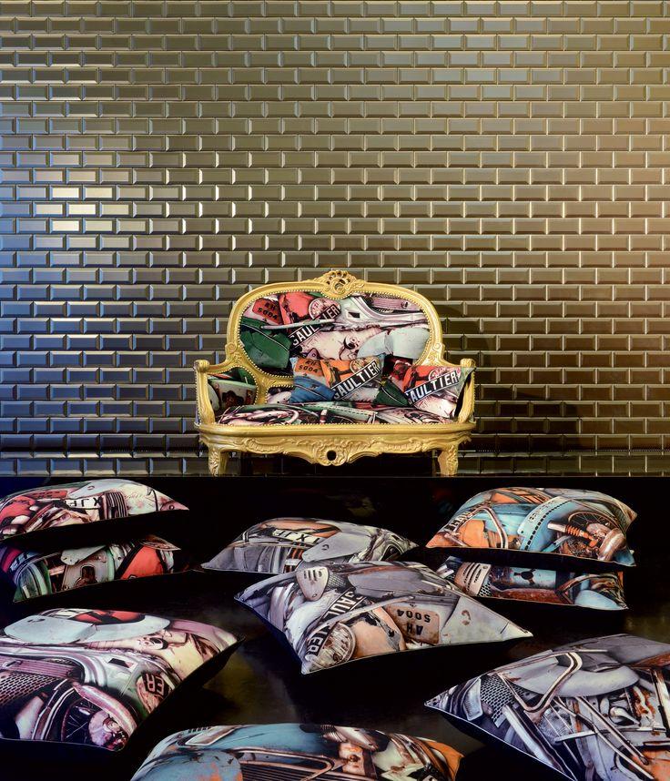 Les 33 meilleures images du tableau Tissu Jean Paul Gauthier sur - moderne schlafzimmermobel sets gautier