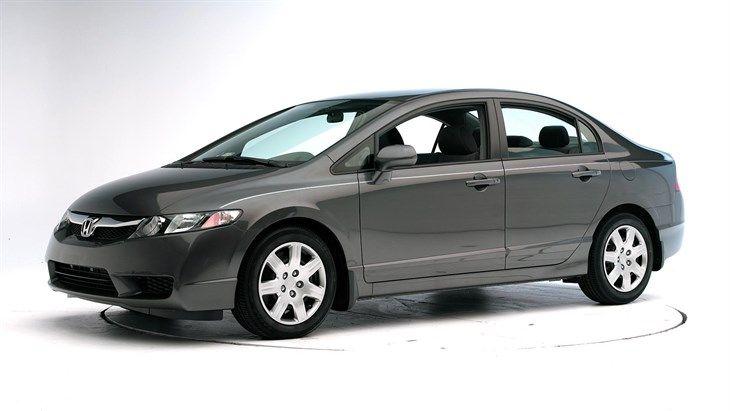 2010 Honda Civic 4-door sedan