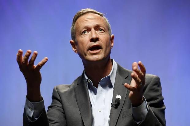 Martin O'Malley links global warming to ISIS; Republicans promptly flip out