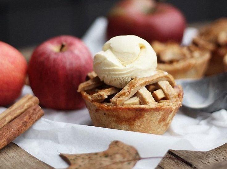 DIY tutorial: Mini-appeltaarten bakken via DaWanda.com