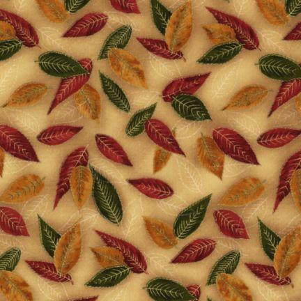 Robert Kaufman Fabrics: ESM-4677-4 NAT from Nature's Brilliance
