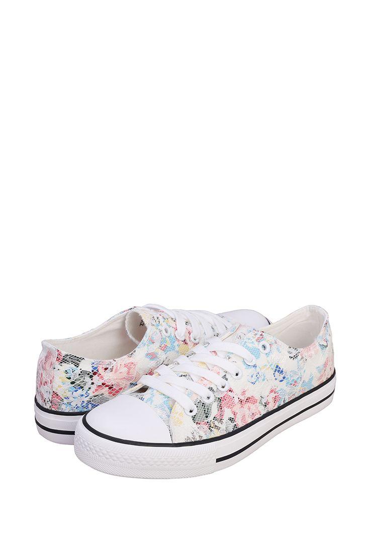 Женские Кеды женские 00220540 kari по цене 999 р в магазине обуви и аксессуаров/детских товаров kari.