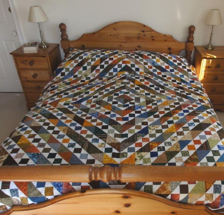 11 besten handmade patchwork quilts sale uk Bilder auf Pinterest ... : handmade patchwork quilts uk - Adamdwight.com