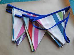Volgend projectje: vlaggetjes
