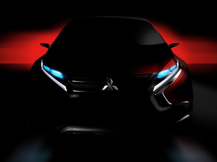 mitsubishi previews new phev concept vehiclescar