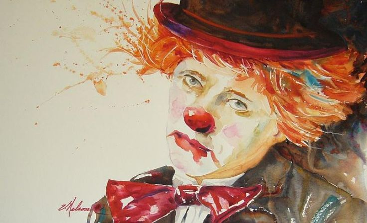 Vickie Nelson WATERCOLOR