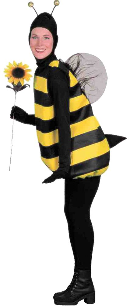 Bumble Bee Costume Adult Size