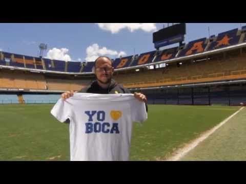 Sitio Oficial Club Atlético Boca Juniors