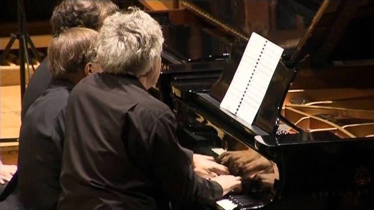 Rachmaninoff: Valse & Romance for 6 hands - Kocsis, Vásáry and Dráfi