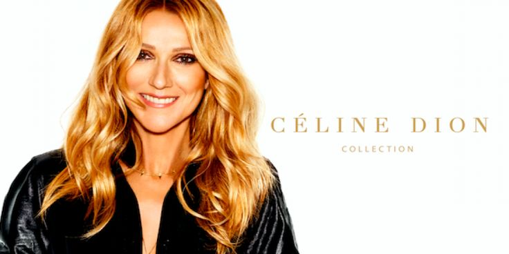 Celine Dion will launch a collection of accessories
