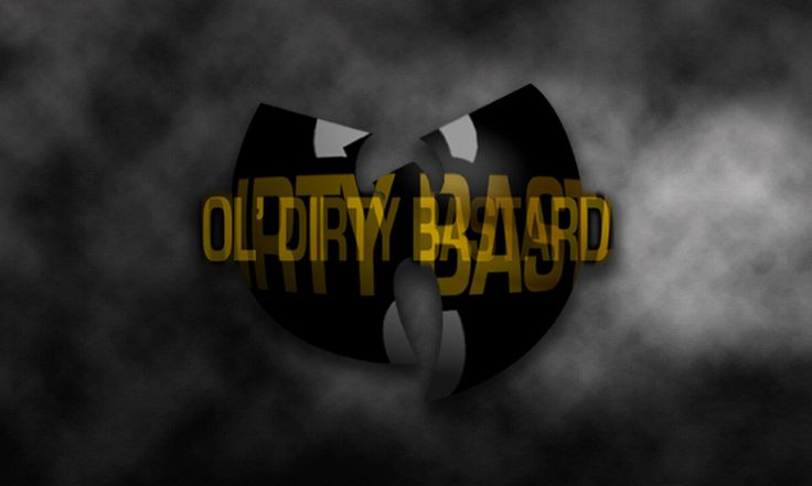 Ol' Dirty Bastard - Wu-Tang  |  Logo Design