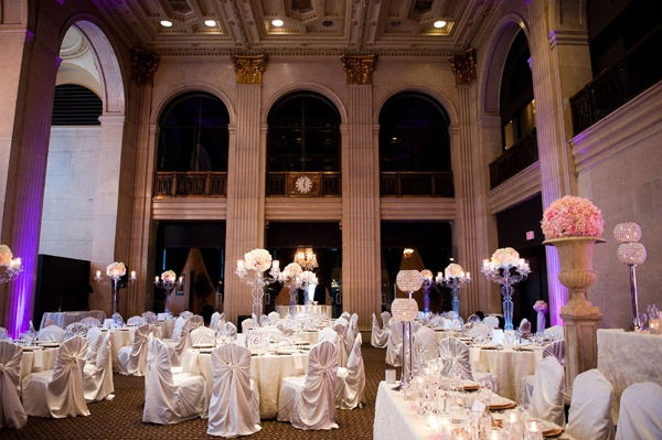 Chic Toronto Wedding at One King West