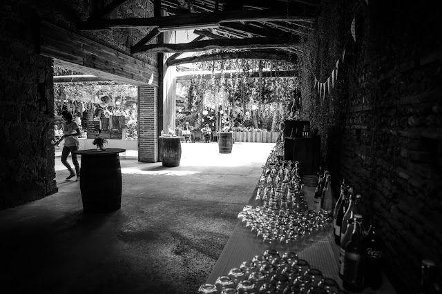Mariage guinguette au Jardin des Martels / Vin d'honneur guinguette et champêtre  / Décoration: Joli coup de pouce