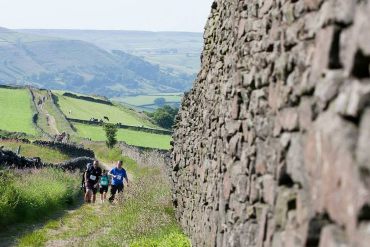 CVS employees go on 27 mile charity trek   CVS Commercial Valuers and Surveyors