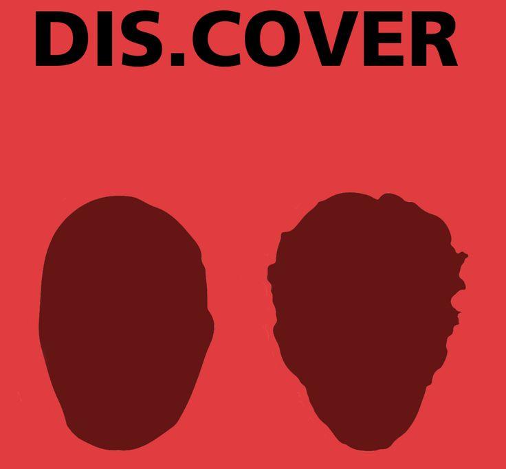 """Consultate il mio progetto @Behance: """"DIS.COVER - Stefan Sagmeister  VS Bülent…"""