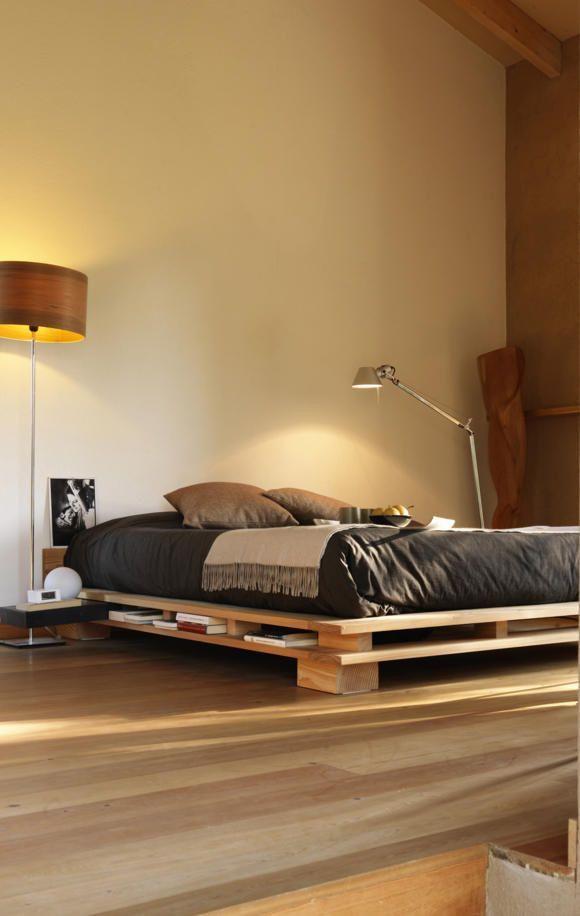 Flaches Bett Fresh Betten Selber Bauen So Geht S Mit Bildern