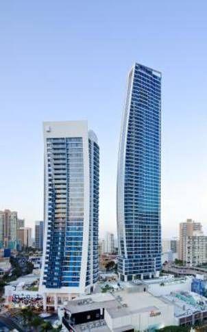 Hilton Boulevard Surfers Paradise, a Surfers Paradise Apartment | Stayz