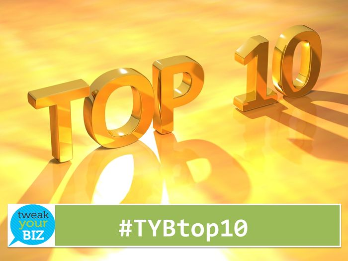 #TYBtop10: Suggestions, Tips; Techniques On Growing Sales