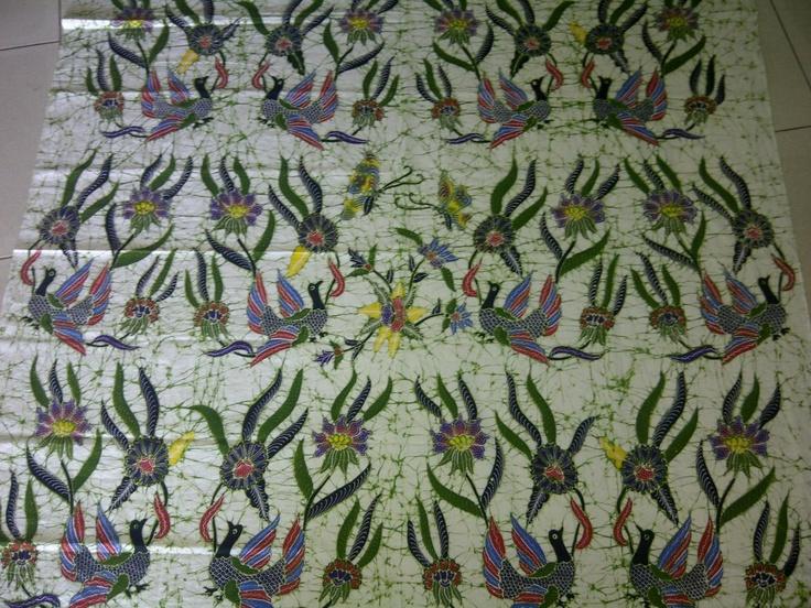 kain batik tulis Id20349