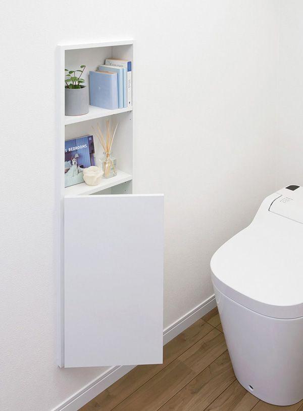 ギャラリー 製品情報 南海プライウッド株式会社 トイレのアイデア トイレ 収納 アイデア 収納 ニッチ