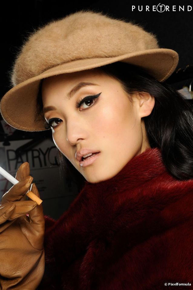 maquillage yeux asiatiques eyeliner. Black Bedroom Furniture Sets. Home Design Ideas