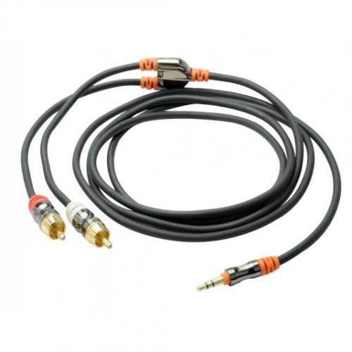 Y conNECT RCA Audio Cable for iPad, iPod and MP3 Players