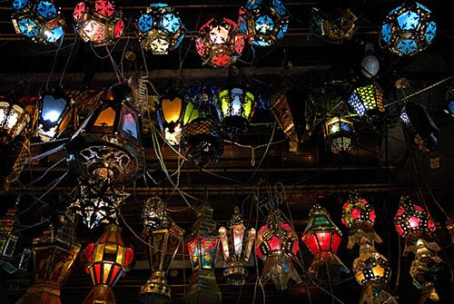 Happy Ramadan everyone! The West admittedly knows little about this sacred Islamic holiday, preferring to pay homage to Shark Week. But these lanterns, an 800 year old tradition, are intricate and fascinating to behold.