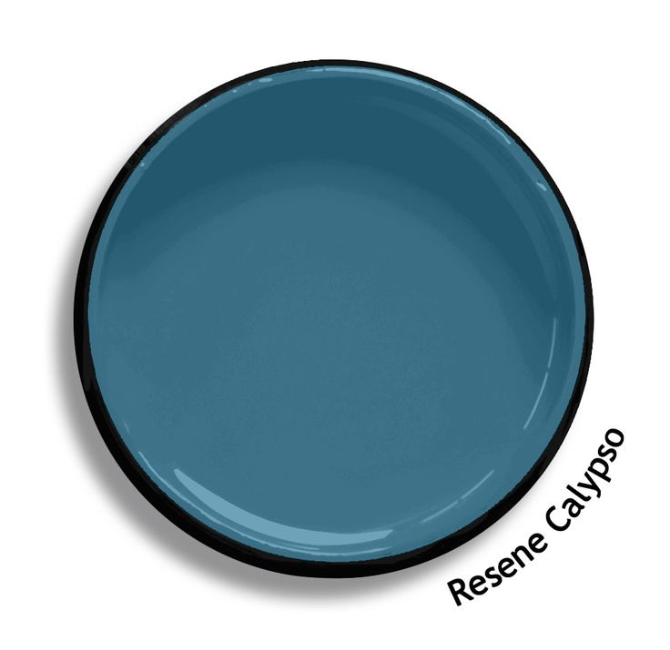 Resene Calypso is a Jamaican blue, mellow and warm. From the Resene BS5252 colours collection. Try a Resene testpot or view a physical sample at your Resene ColorShop or Reseller before making your final colour choice. www.resene.co.nz