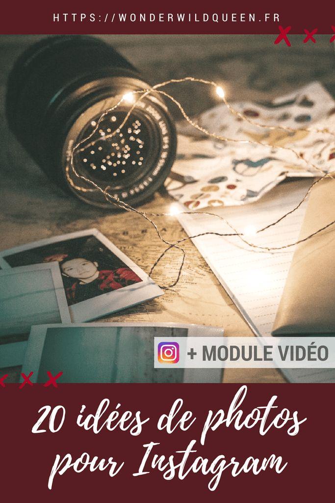 20 idées de photos pour Instagram   ATTENTION : OFFRE LIMITÉE DANS LE TEMPS Un module de formation GRATUIT sur les réseaux sociaux Contient : Une vidéo explicative de 17 minutes Un PDF récapitulatif des points importants du module Les fondamentaux à connaître pour utiliser les réseaux sociaux Et tout ça... GRATUITEMENT ! Profitez-en vite ! Pour le recevoir TOUT DE SUITE rendez-vous sur http://ift.tt/2EGLDxb #formation #entrepreneur #gratuit#reseauxsociaux #promotion #smallbusiness#bonsplans…