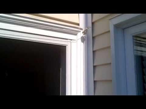 DIY Automatic Patio Sliding Door