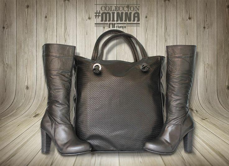 Conjunto #ColeccionMinna de calzadoTriunfo