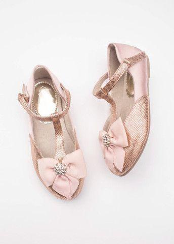Gemma in Rosegold Shoes