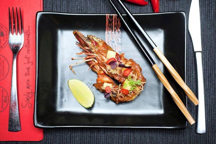 Fotky z restaurace Asian Temple