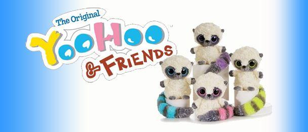 YooHoo & Friends no PITITI.com