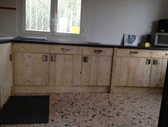 25 best ideas about cheap kitchen cabinets on pinterest for Cheap kitchen cabinet ideas