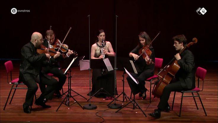 Mozart: Clarinet Quintet in A major, K.581 - International Chamber Music...
