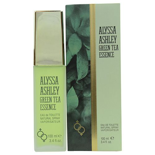 ALYSSA ASHLEY GREEN TEA by Alyssa Ashley EDT SPRAY 3.4 OZ